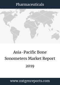Asia-Pacific Bone Sonometers Market Report 2019