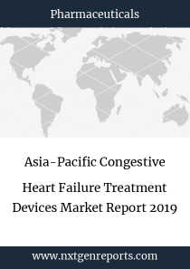 Asia-Pacific Congestive Heart Failure Treatment Devices Market Report 2019