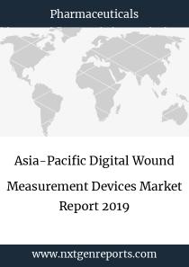 Asia-Pacific Digital Wound Measurement Devices Market Report 2019
