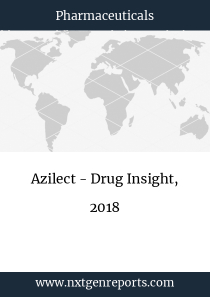 Azilect - Drug Insight, 2018