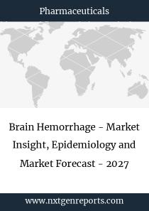 Brain Hemorrhage - Market Insight, Epidemiology and Market Forecast - 2027