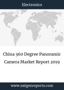 China 360 Degree Panoramic Camera Market Report 2019