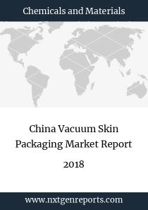 China Vacuum Skin Packaging Market Report 2018