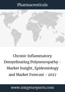 Chronic Inflammatory Demyelinating Polyneuropathy - Market Insight, Epidemiology and Market Forecast - 2027