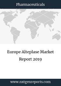 Europe Alteplase Market Report 2019
