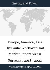 Europe, America, Asia Hydraulic Workover Unit Market Report Size & Forecasts 2018- 2022
