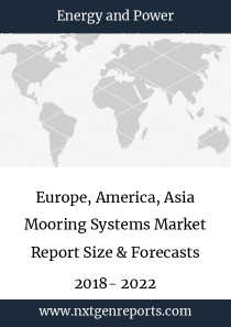 Europe, America, Asia Mooring Systems Market Report Size & Forecasts 2018- 2022