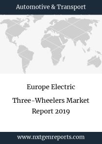Europe Electric Three-Wheelers Market Report 2019