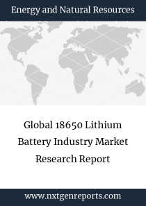 Global 18650 Lithium Battery Industry Market Research Report