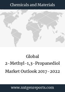 Global 2-Methyl-1,3-Propanediol Market Outlook 2017-2022