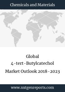Global 4-tert-Butylcatechol Market Outlook 2018-2023