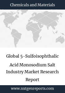 Global 5-Sulfoisophthalic Acid Monosodium Salt Industry Market Research Report