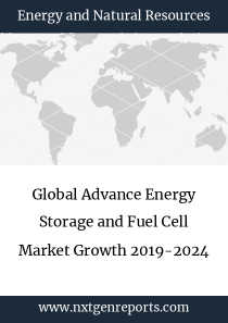 Global Advance Energy Storage and Fuel Cell Market Growth 2019-2024