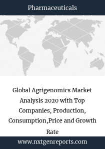 Global Agrigenomics Market Analysis 2020 with Top Companies, Production, Consumption,Price and Growth Rate