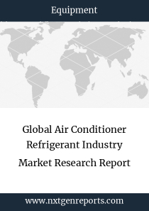 Global Air Conditioner Refrigerant Industry Market Research Report