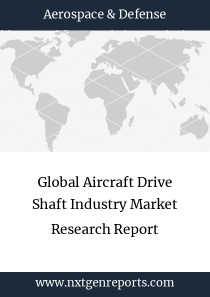 Global Aircraft Drive Shaft Industry Market Research Report