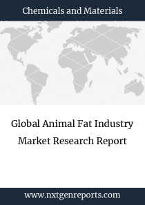 Global Animal Fat Industry Market Research Report