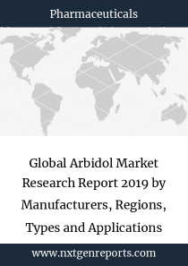 Global Arbidol Market Research Report 2019 by Manufacturers, Regions, Types and Applications