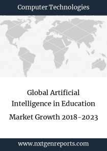 Global Artificial Intelligence in Education Market Growth 2018-2023