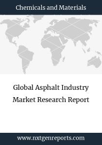 Global Asphalt Industry Market Research Report