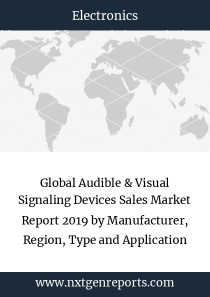 Global Audible & Visual Signaling Devices Sales Market Report 2019 by Manufacturer, Region, Type and Application