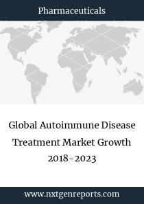 Global Autoimmune Disease Treatment Market Growth 2018-2023