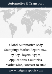 Global Automotive Body Stampings Market Report 2020 by Key Players, Types, Applications, Countries, Market Size, Forecast to 2026