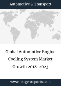 Global Automotive Engine Cooling System Market Growth 2018-2023