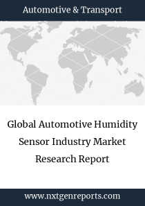 Global Automotive Humidity Sensor Industry Market Research Report