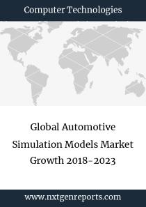 Global Automotive Simulation Models Market Growth 2018-2023