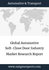 Global Automotive Soft-Close Door Industry Market Research Report
