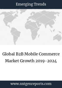 Global B2B Mobile Commerce Market Growth 2019-2024
