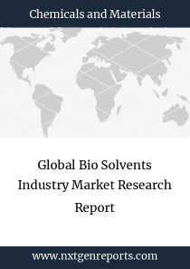 Global Bio Solvents Industry Market Research Report