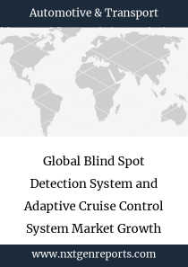 Global Blind Spot Detection System and Adaptive Cruise Control System Market Growth 2019-2024