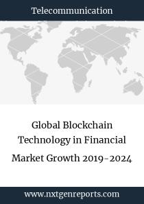 Global Blockchain Technology in Financial Market Growth 2019-2024