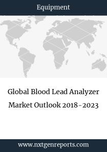 Global Blood Lead Analyzer Market Outlook 2018-2023