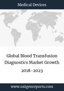 Global Blood Transfusion Diagnostics Market Growth 2018-2023