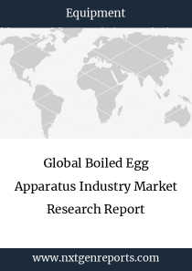 Global Boiled Egg Apparatus Industry Market Research Report