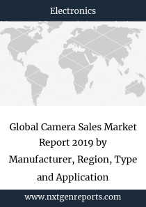 Global Camera Sales Market Report 2019 by Manufacturer, Region, Type and Application