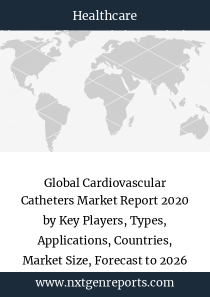 Global Cardiovascular Catheters Market Report 2020 by Key Players, Types, Applications, Countries, Market Size, Forecast to 2026