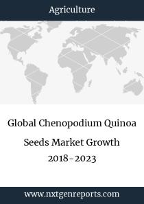 Global Chenopodium Quinoa Seeds Market Growth 2018-2023