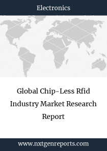 Global Chip-Less Rfid Industry Market Research Report