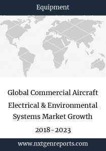 Global Commercial Aircraft Electrical & Environmental Systems Market Growth 2018-2023