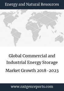 Global Commercial and Industrial Energy Storage Market Growth 2018-2023