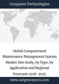 Global Computerized Maintenance Management System Market Size study, by Type, by Application and Regional Forecasts 2018-2025