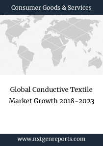Global Conductive Textile Market Growth 2018-2023