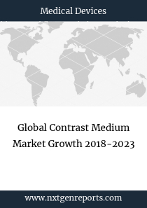 Global Contrast Medium Market Growth 2018-2023