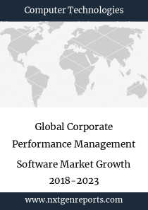Global Corporate Performance Management Software Market Growth 2018-2023
