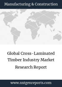Global Cross-Laminated Timber Industry Market Research Report