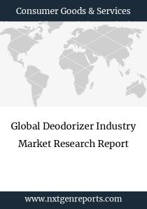 Global Deodorizer Industry Market Research Report